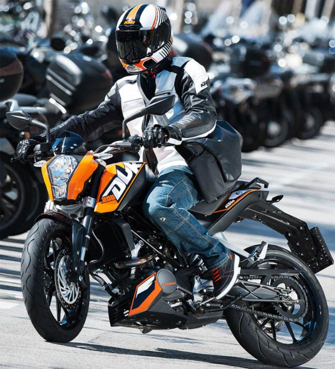 KTM RC 200 to be launched in India for Rs 1.16 lakh