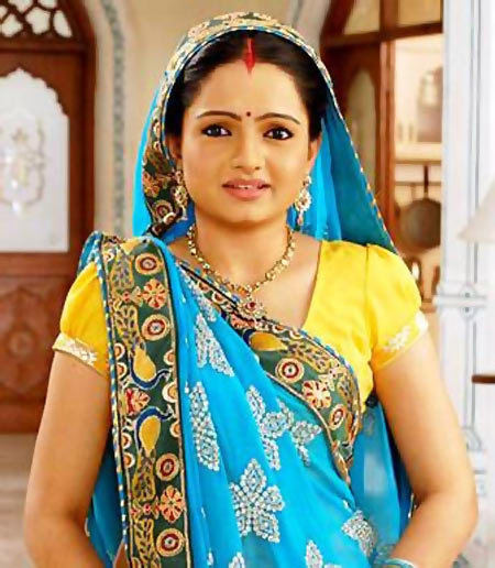 Giaa Manek in a television serial