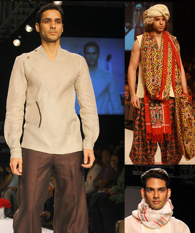 Indo chic: The best designer menswear for this