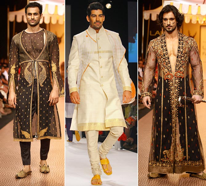 Indo Chic The Best Designer Menswear For This Diwali