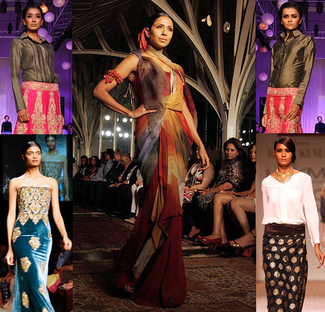 That haute Diwali look: Hottest Indian designerwear for YOU