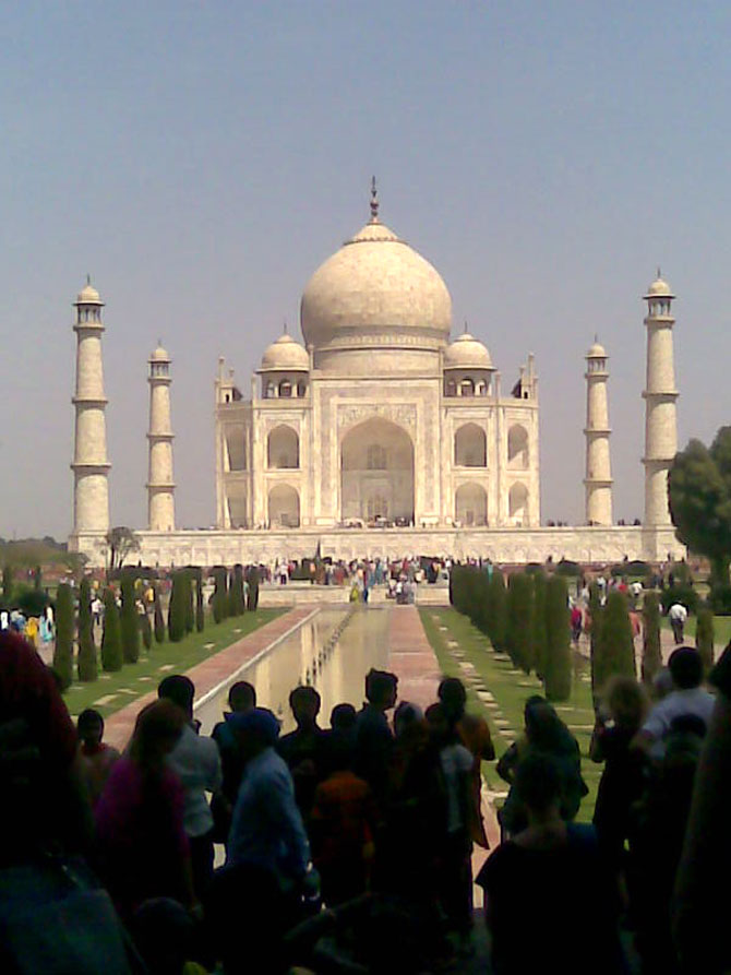 In Pictures: The many faces of the Taj Mahal!