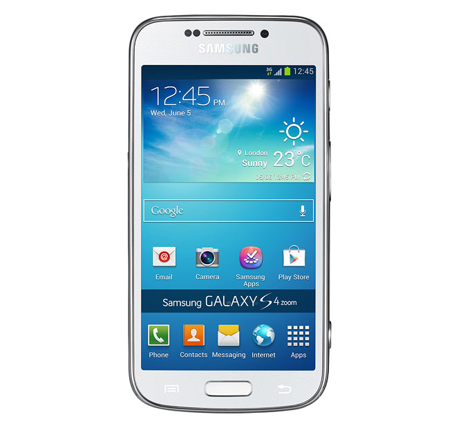 Smartphone review: Samsung Galaxy S4 Zoom