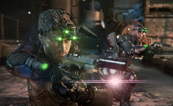 Gaming review: Tom Clancy's Splinter Cell: Blacklist
