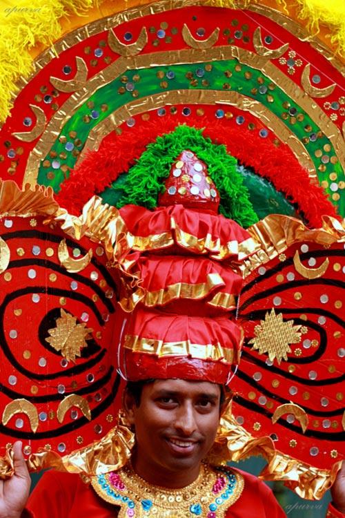 Your Onam PICS: King Mahabali, Pookalam and more