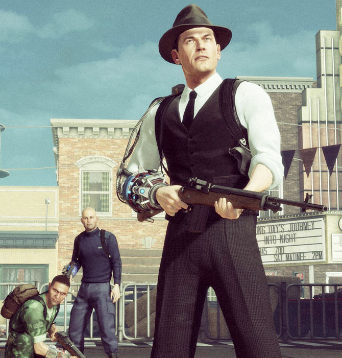 Gaming review the bureau xcom declassified rediff getahead for Bureau xcom declassified review