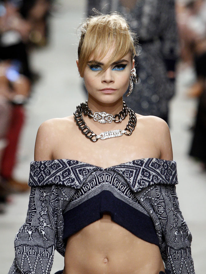Fashion week is horrible: Cara Delevingne