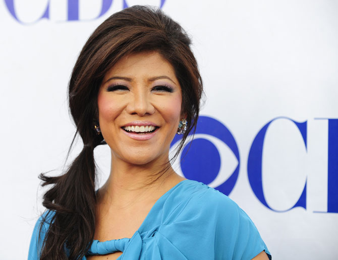 Big Brother's Julie Chen underwent plastic surgery to fix 'Asian eyes'