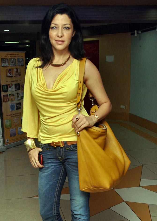 Aditi Gowitrikar at the Amul Maha Challenge Event