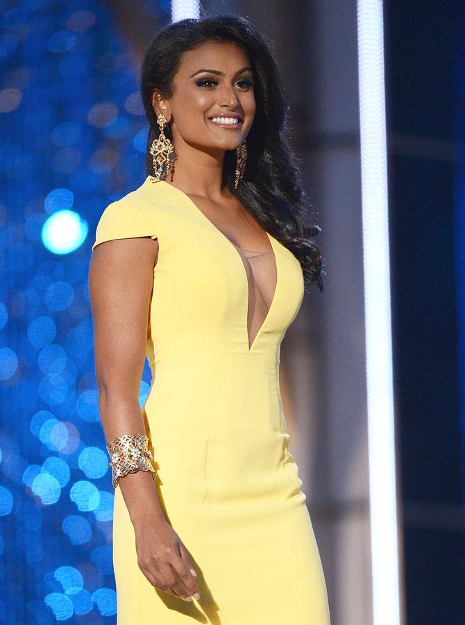 Miss America Nina Davuluri shares her beauty secrets