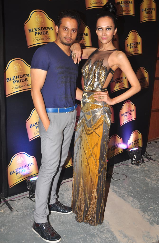 Gaviin Miguel and Dipannita Sharma