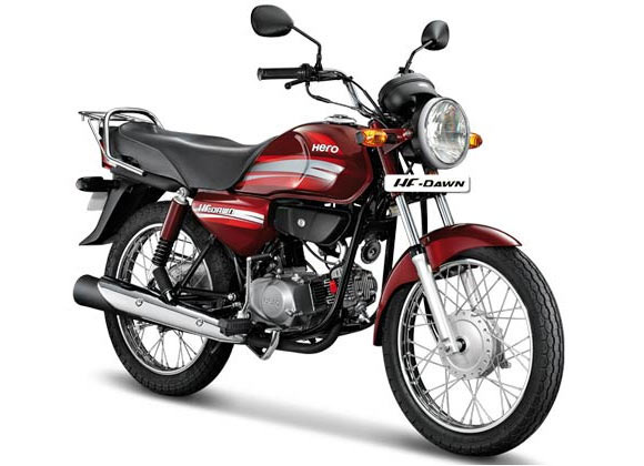 Hero MotoCorp HF-Dawn