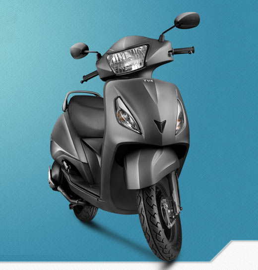 TVS Jupiter: A scooter for guys!