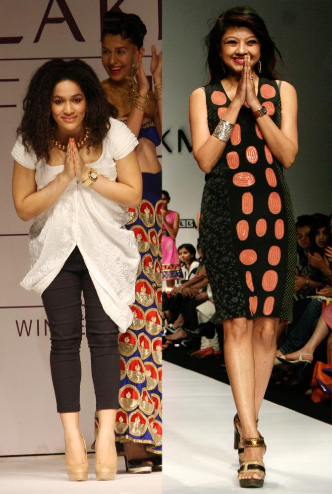 Masaba Gupta and Anupama Dayal