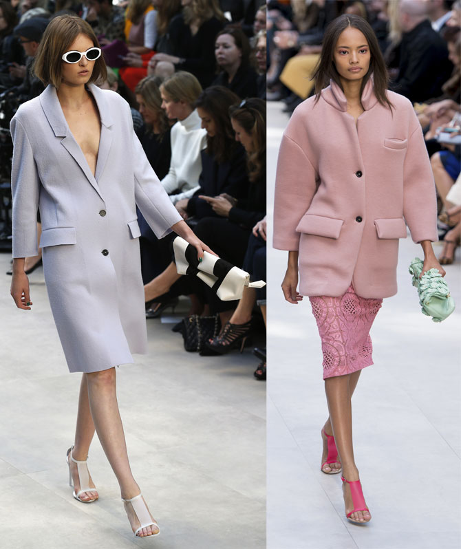 Pastels, the colours of spring