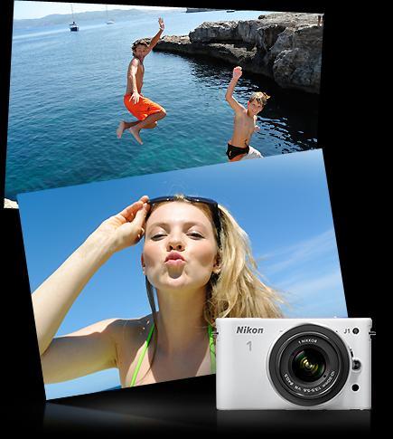 Mirrorless Cameras: Should YOU buy Nikon's 1 J1?
