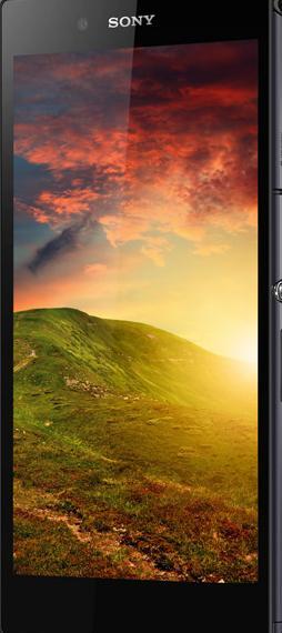 Impressions: Sony Xperia Z Ultra