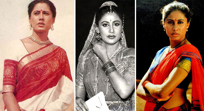 The various avatars of Smita Patil