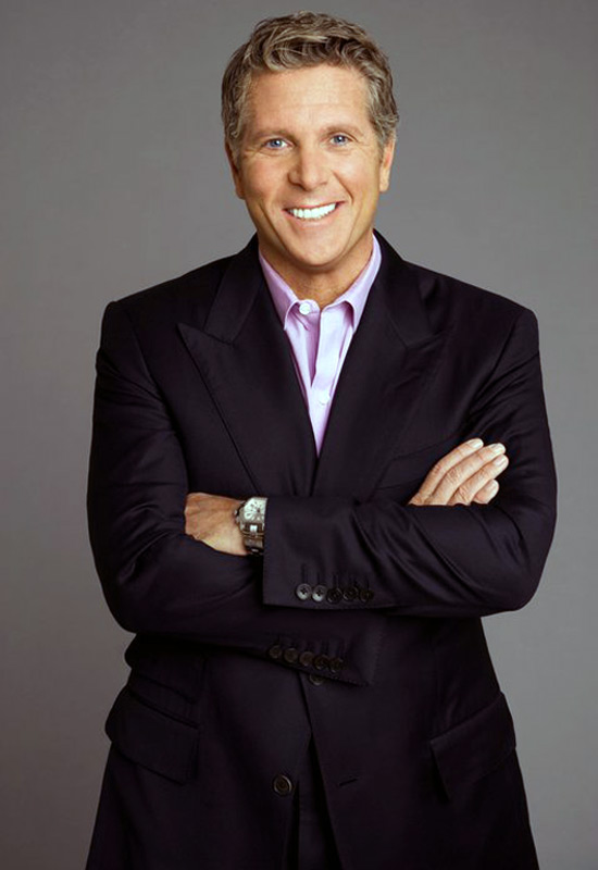 Advertising mogul Donny Deutsch realised his mission when his father announced his decision to sell his small ad agency