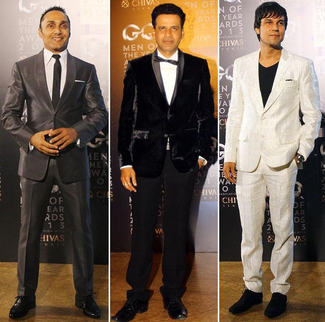 Rahul Bose, Manoj Bajpayee and Randeep Hooda