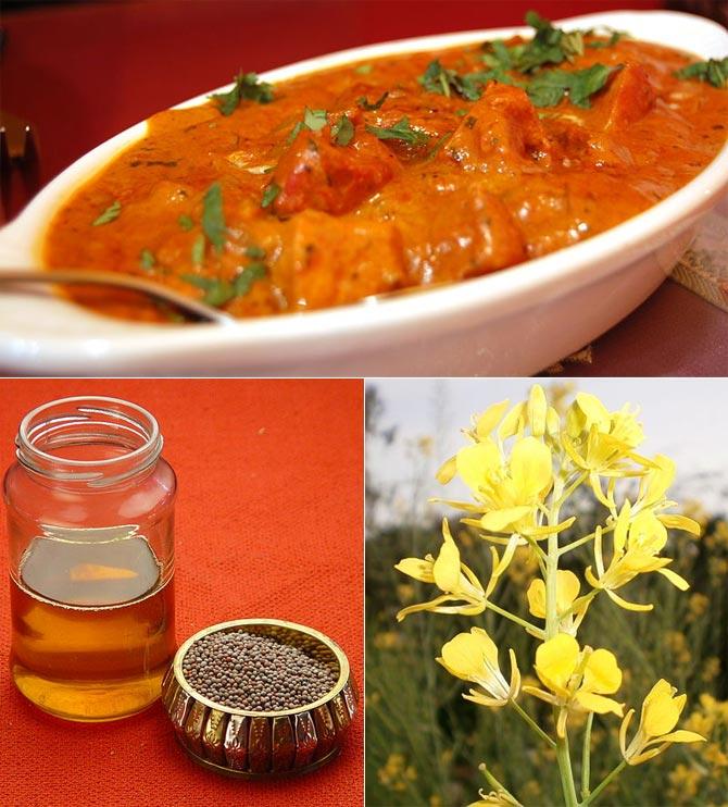 Mustard Oil recipe