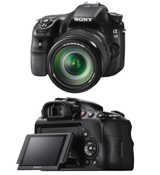 Sony SLT-A58M