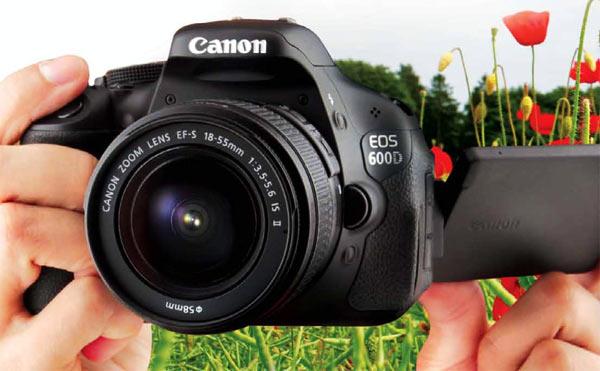 Canon EOS 600D KIT 1