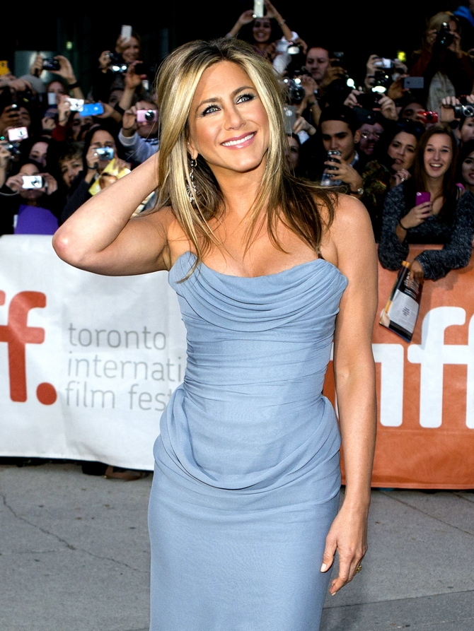 Summer ready! Jennifer Aniston