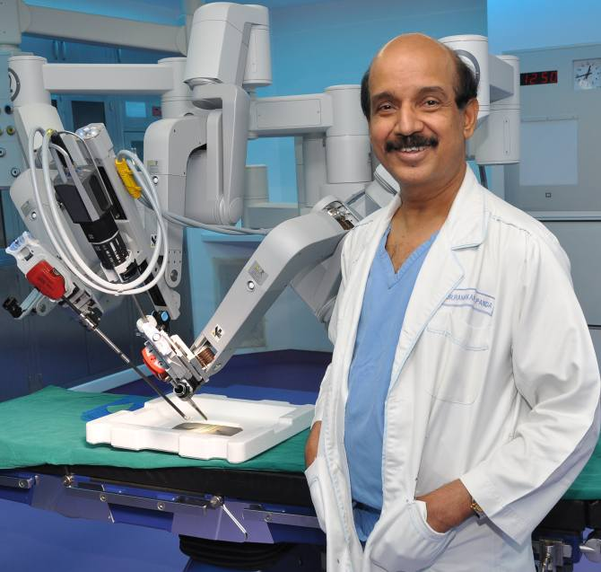 Dr Ramakant Panda, vice-chairman and managing director, Asian Heart Institute, Mumbai.