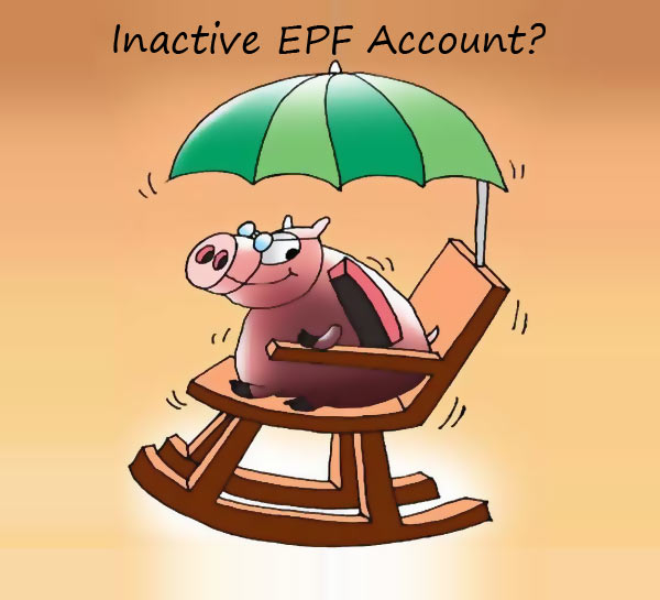 Is your EPF account inactive? Here's what to do - Rediff Getahead