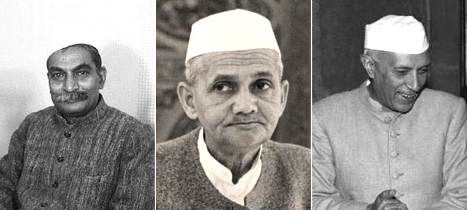 Who was India's first Prime Minister?