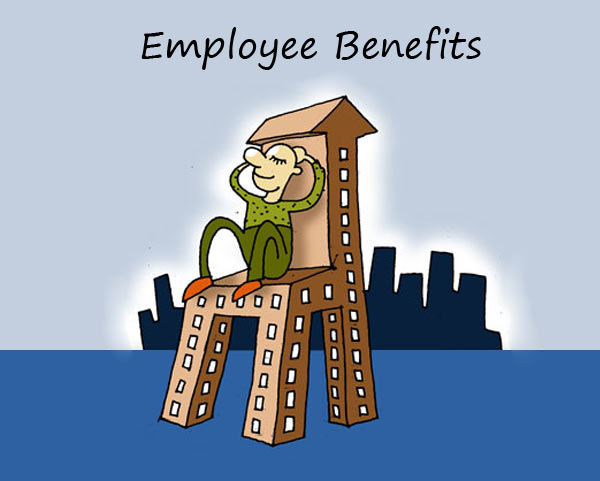 11 money benefits your company gives you