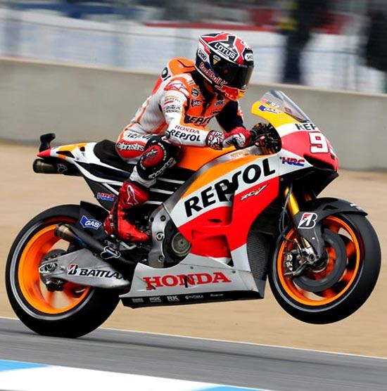 IN PICS: Top 5 MotoGP bikes