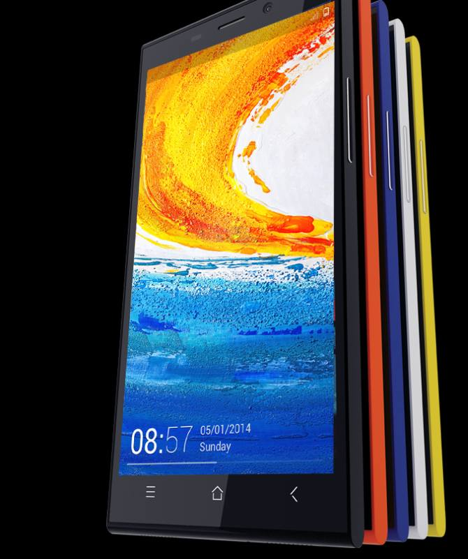 This phone is the only serious competition to Galaxy Note 3!