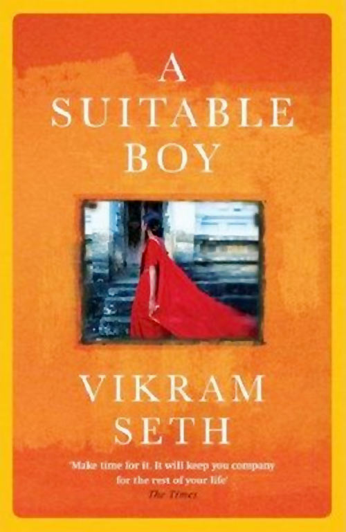 5. Vikram Seth's book <I>A Suitable Boy</I> has been translated into Hindi. What is its title in Hindi?