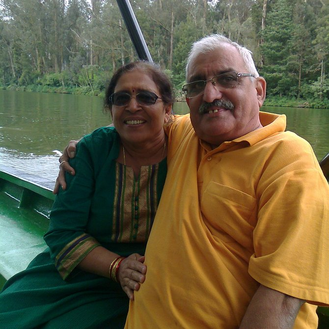 Leela and Mehernosh have been married for the last 27 years.