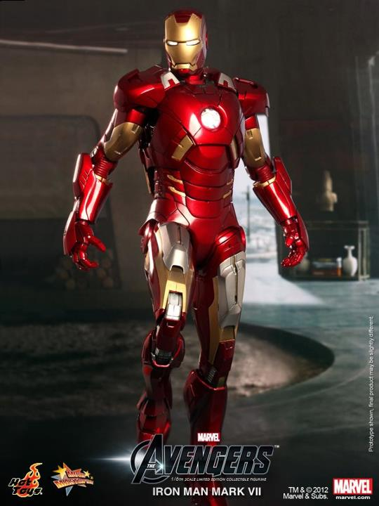 Who is the creator of Iron Man?