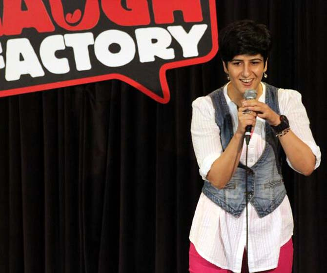 Neeti Palta feels that in comedy, timing is everything.