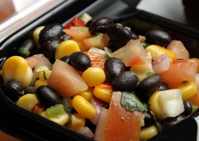 Rajma Pasta Salad