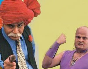 Raghubir Yadav brought Pran's Chacha Chaudhary alive on the small screen.