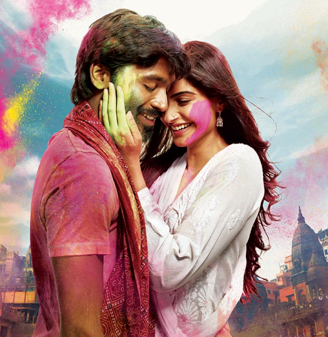 A still from Raanjhanaa