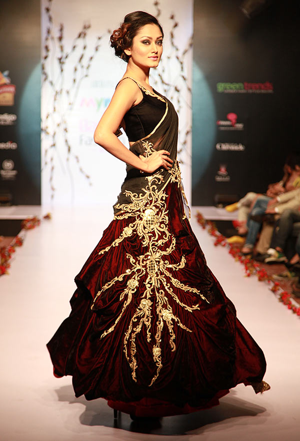 An Archana Kochhar creation.