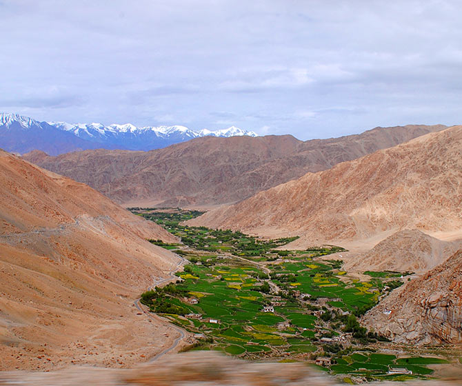 10 photographs of Ladakh that will blow your mind away!