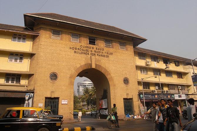 Cusrow Baug, Colaba, Mumbai