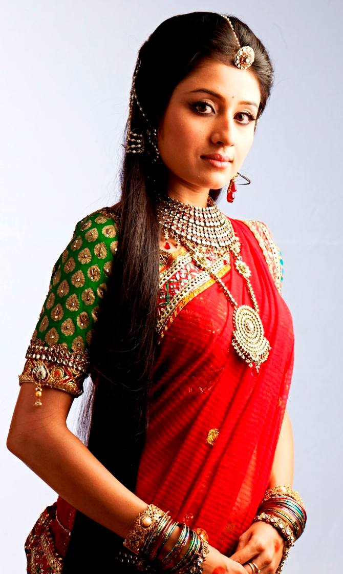 Paridhi Sharma stars in Jodha Akbar