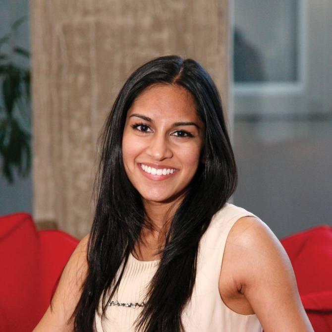 Kirin Sinha founded SHINE in 2012