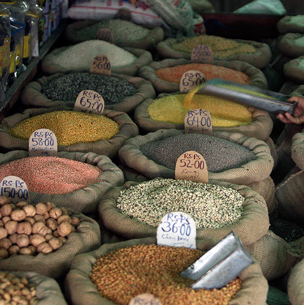 Want to lose weight? Eat more pulses