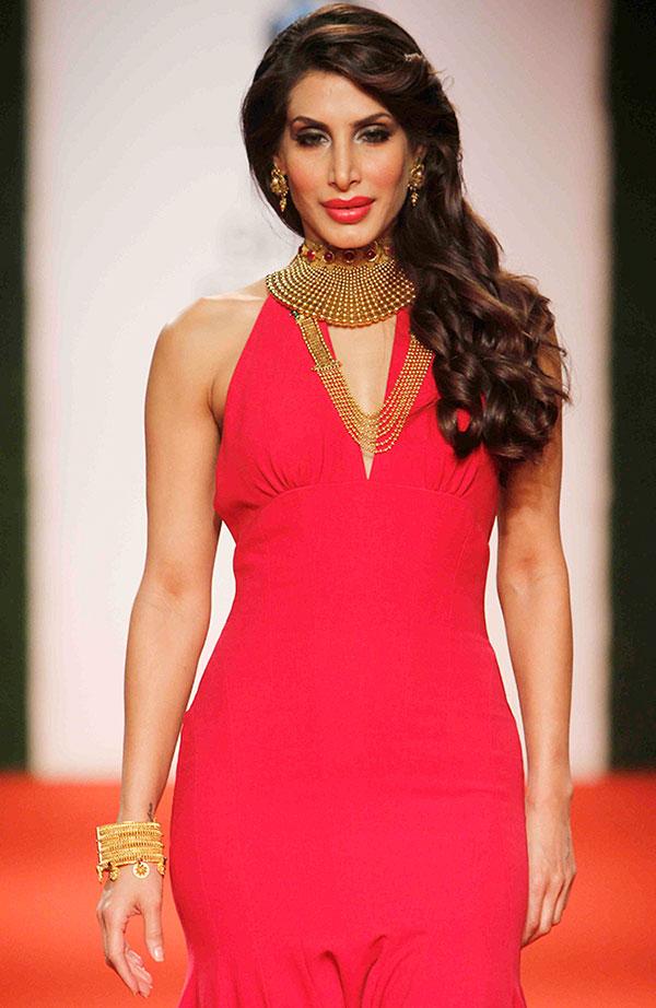 Loved Priya's jewellery.