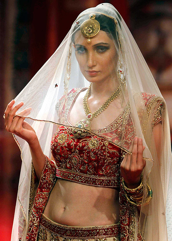 Suneet Varma proves traditional can be beautiful.