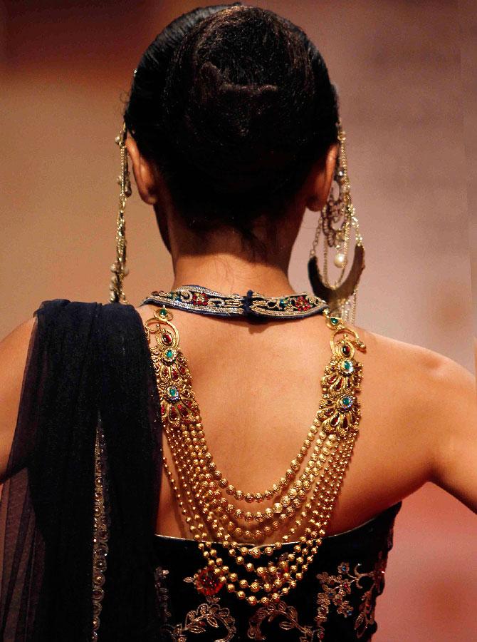 Designer Suneet Varma gets creative.